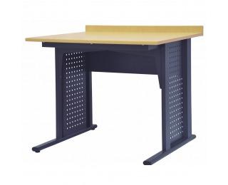 Ľahký skladací pracovný stôl 06-3904 105x76 cm - grafit