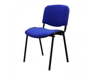 Konferenčná stolička Iso New - modrá