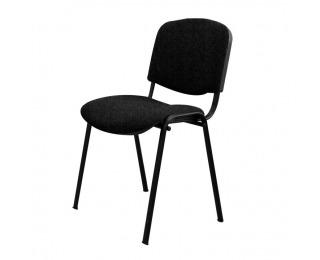 Konferenčná stolička Iso New - čierna