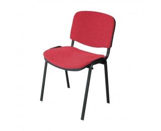 Konferenčná stolička Iso New - červená