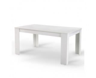 Jedálenský stôl Tomy 140x80 cm - biela