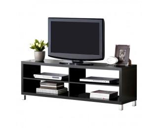 TV stolík Tofi New - čierna