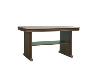 Rustikálny konferenčný stolík Kora KL2 - samoa king