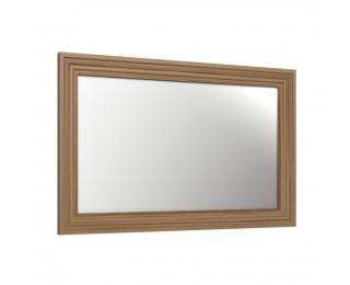 Zrkadlo na stenu Royal LS - biela sosna nordická / dub divoký