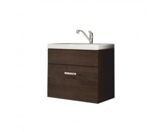 Kúpeľňová skrinka pod umývadlo Henry WE 13 - wenge