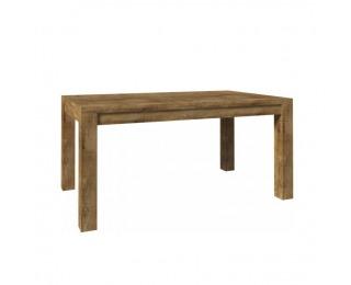 Jedálenský stôl Nevada ST 160 - dub lefkas tmavý