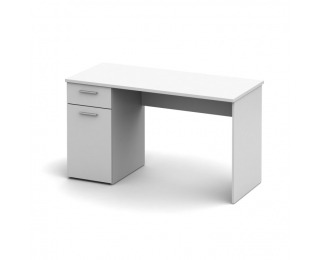 PC stolík Egon - biela