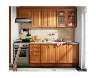 Kuchyňa Lora MDF - jelša