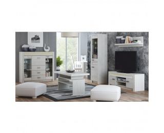 Obývacia izba Infinity - jaseň biely
