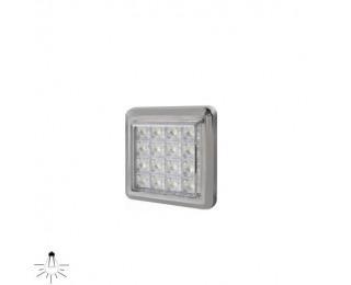 Osvetlenie LED 1x16 - studená biela