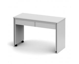 Rozkladací PC stolík Versal New - biela