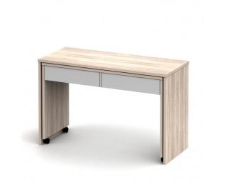 Rozkladací PC stolík Versal New - dub sonoma / biela