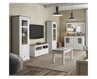 Obývacia izba Liona - biela