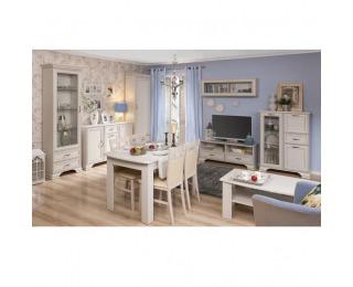 Obývacia izba Tiffy - woodline krém