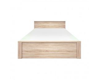 Manželská posteľ Norty Typ 8 160 - dub sonoma