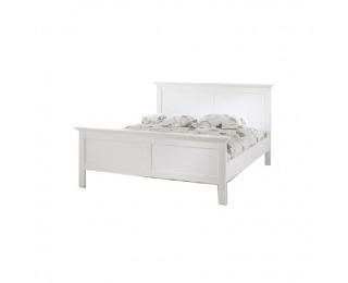 Manželská posteľ Paris 76702 160 - biela