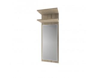Panel so zrkadlom Orestes 40 - dub san remo