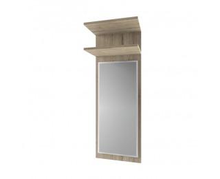 Panel so zrkadlom Orestes 45 - dub san remo
