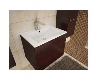 Kúpeľňová skrinka pod umývadlo Mason WE 13 - wenge