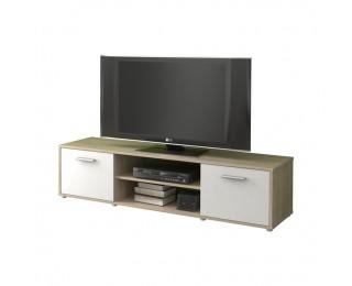 TV stolík Zuno New 1 - dub sonoma / biela