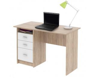 PC stolík Samson New - dub sonoma / biela