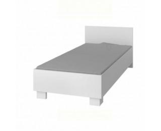 Jednolôžková posteľ Svend Typ 36 90 - biela