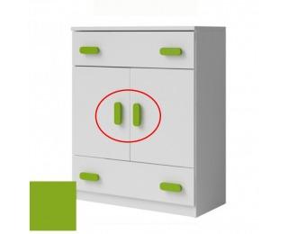 Úchytka na nábytok Svend Typ 41 - zelená