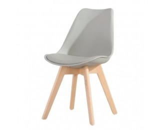Jedálenská stolička Bali New - sivá / buk