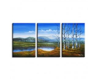 Dekoračný obraz 22299 150x70 cm - kombinácia farieb