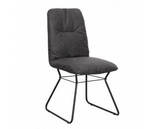 Jedálenská stolička Almira - čierna
