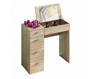 Toaletný stolík Belina - dub sonoma