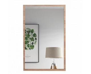 Zrkadlo na stenu Violet - dub sonoma