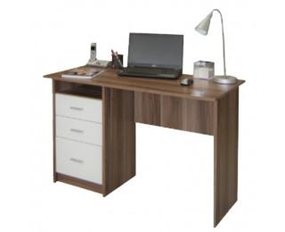 PC stolík Samson New - slivka / biela