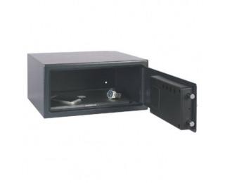 Trezor so zámkom na kľúč Air Laptop - čierna