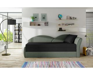 Rozkladacia pohovka Arco P - čierna / sivá