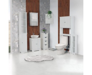 Kúpeľňa Atene - biela