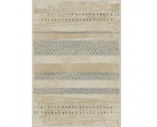 Koberec Avalon 100x140 cm - béžová / vzor