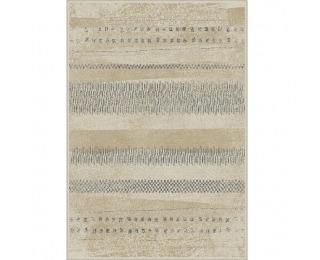 Koberec Avalon 200x250 cm - béžová / vzor