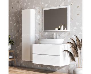 Kúpeľňa Baleta 80 - alaska / biely lesk
