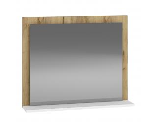 Zrkadlo na stenu Baleta Z80 - craft zlatý / alaska