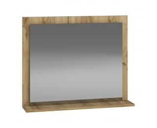 Zrkadlo na stenu Baleta Z80 - craft zlatý