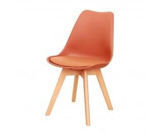 Jedálenská stolička Bali New - koňaková / buk