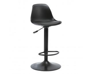 Barová stolička Dobby - čierna