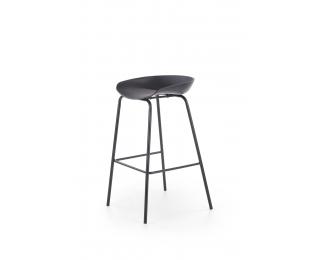 Barová stolička H-94 - čierna