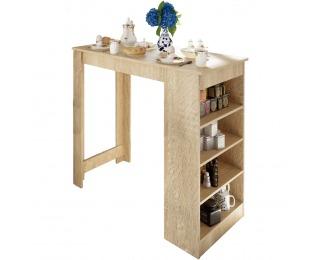 Barový stôl Austen - dub sonoma