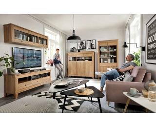 Obývacia izba Bergen - smrekovac sibiu zlatý