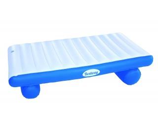 Nafukovačka 43107 - biela / modrá