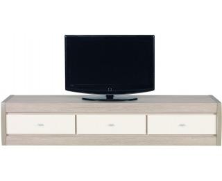 TV stolík Axel AX 1 - tuja / jasmín vysoký lesk