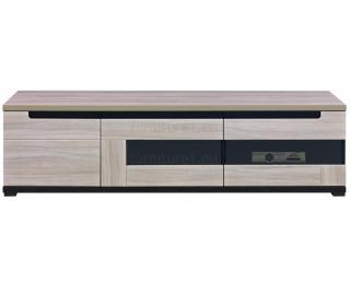 TV stolík s osvetlením Denis DS 1 - brest mat