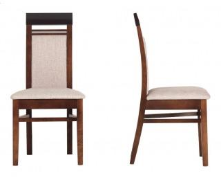 Jedálenská stolička Forrest FR 13 - dub milano / orech tmavý